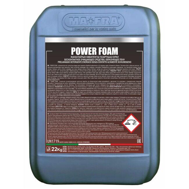Шампунь для бесконтактной мойки Ma-Fra Power Foam 22кг