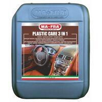 Полироль Ma-Fra PLASTIC CARE 3 IN 1 - 4.5 литра