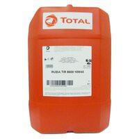 Total Rubia TIR 8600 10W40 20л