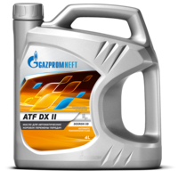 Газпром ATF DX II 4л