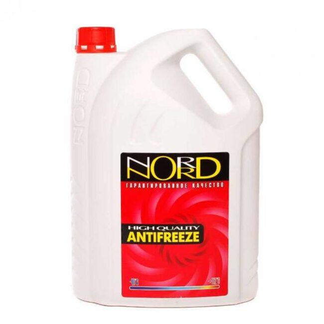Антифриз NORD Красный 5 кг