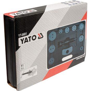 Набор для тормозных поршней YATO YT-0681