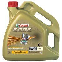 CASTROL Edge 0W40 4л