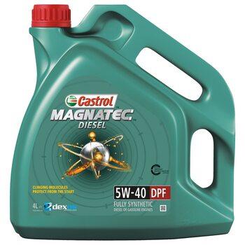 CASTROL Magnatec Diesel 5W40 4л