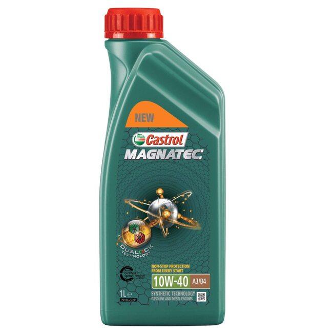 Моторное масло CASTROL Magnatec 10W40 1л