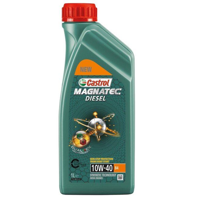 Моторное масло CASTROL Magnatec Diesel 10W40 1л