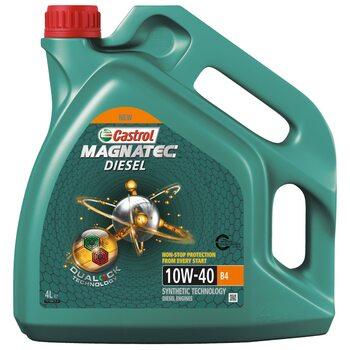 CASTROL Magnatec Diesel 10W40 4л