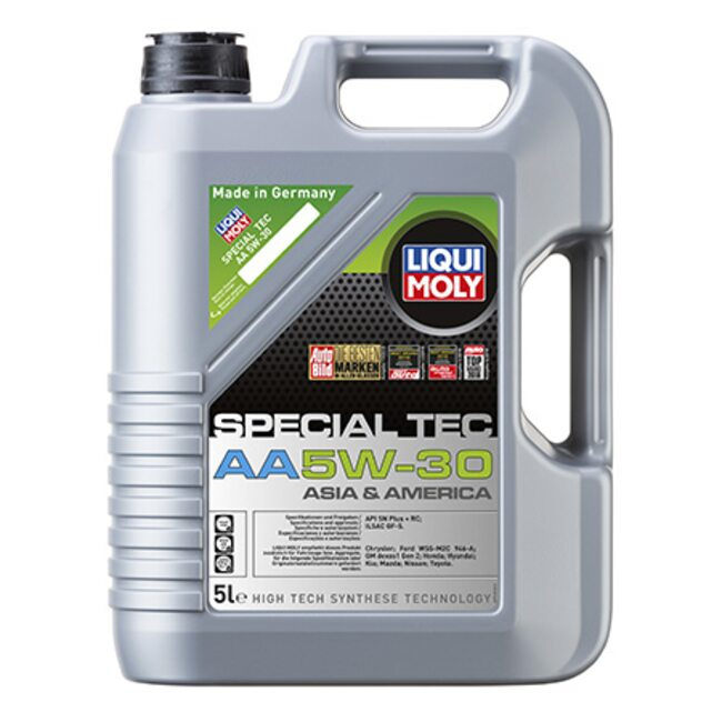 Моторное масло Liqui Moly Special Tec AA 5W-30 5л