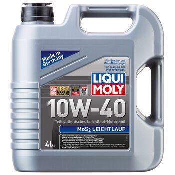 Liqui Moly MoS2 Leichtlauf 10W40 4л