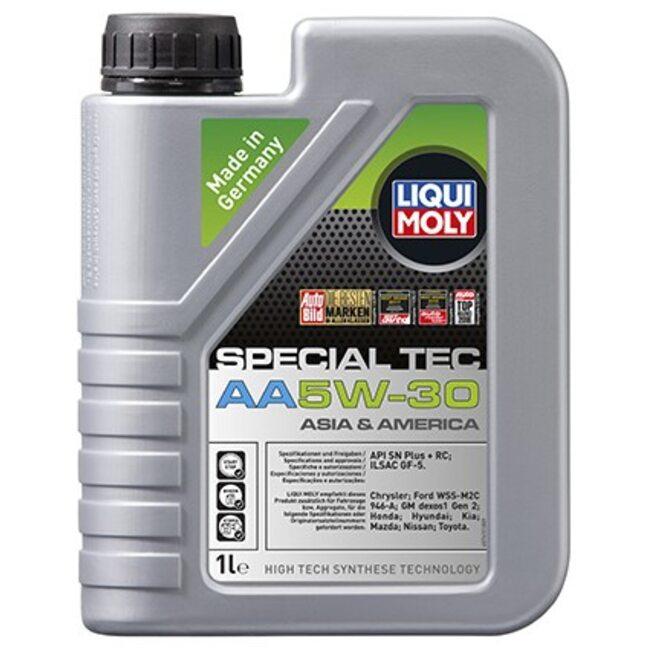 Моторное масло Liqui Moly Special Tec AA 5W30 1л