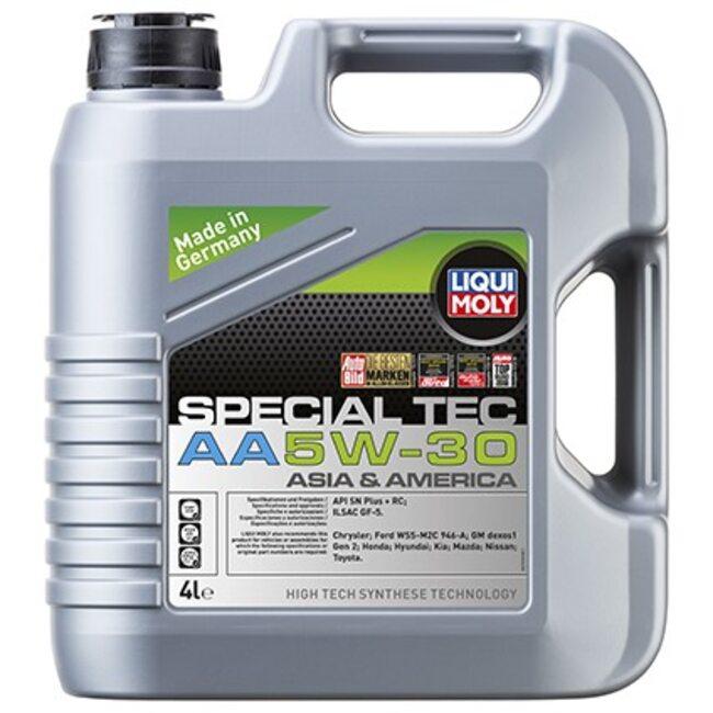 Моторное масло Liqui Moly Special Tec AA 5W30 4л