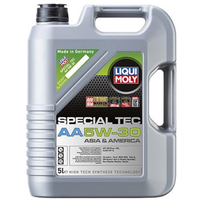 Моторное масло Liqui Moly Special Tec AA 5W30 5л