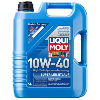 Liqui Moly Super Leichtlauf 10w40 5л