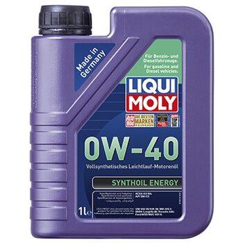 Liqui Moly Synthoil Energy 0w40 1л
