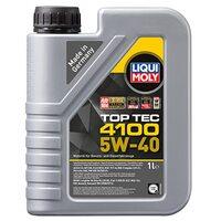 Liqui Moly TOP TEC 4100 5w40 1л