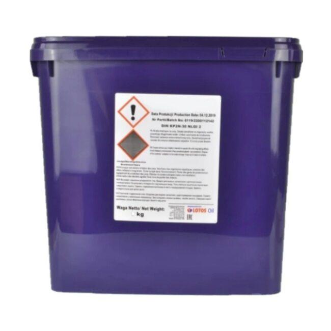 Смазка для экскаваторов LOTOS Grease Unilit LT-4 EP 3 -10 кг