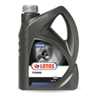 LOTOS TITANIS GL-5 80W90 5л