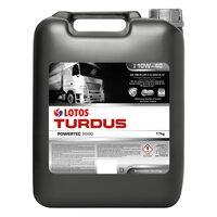 LOTOS TURDUS POWERTEC 3000 CI-4 10W40 17кг-20л