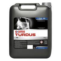 LOTOS TURDUS MD CG-4/SJ 15W50 17кг-20л