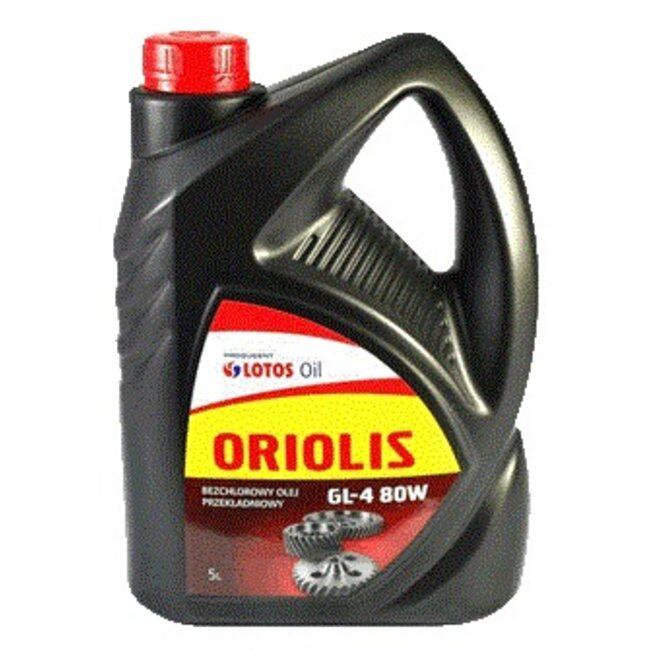 Трансмиссионное масло LOTOS ORIOLIS GL-4 SAE 80W 5л