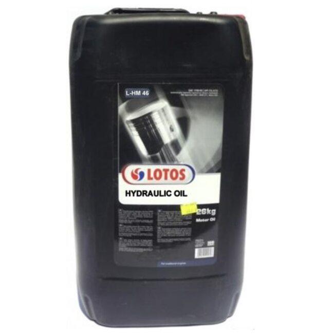Масло для гидравлических машин LOTOS HYDRAULIC OIL L-HM 46 - 30л