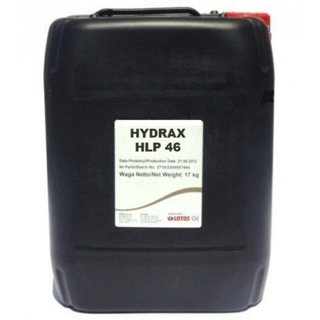 Гидравлическое масло LOTOS HYDRAX HLP 46 - 20л