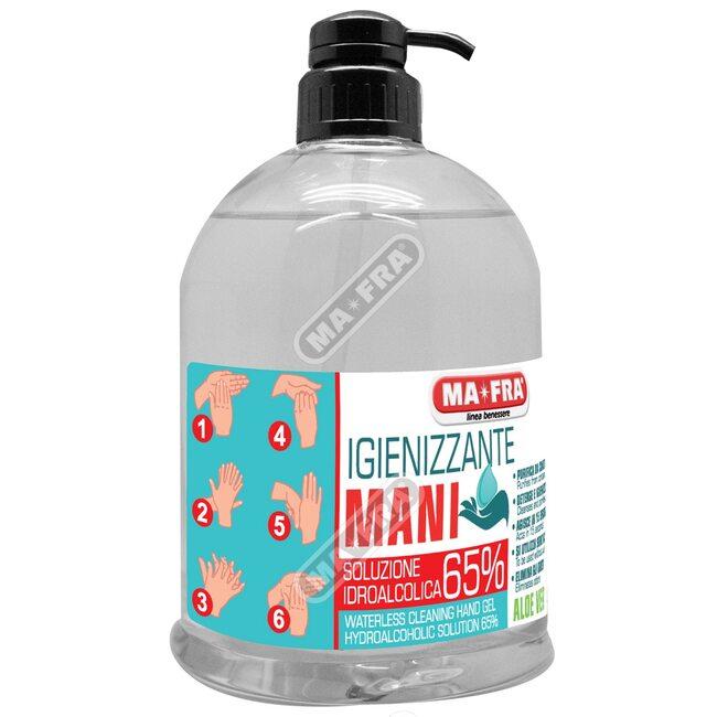Дезинфицирующее средство для кожи Ma-Fra Igienizzante Mani 500 мл