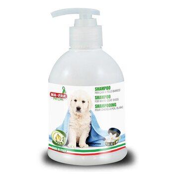 Шампунь для собак Ma-Fra Pet Shampoo Cani Pelo Bianco