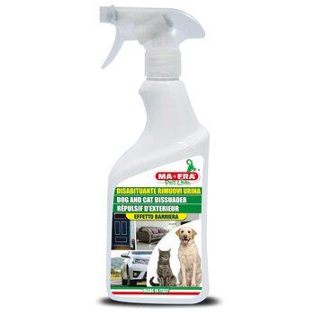 Удаление меток и запаха кошек и собак