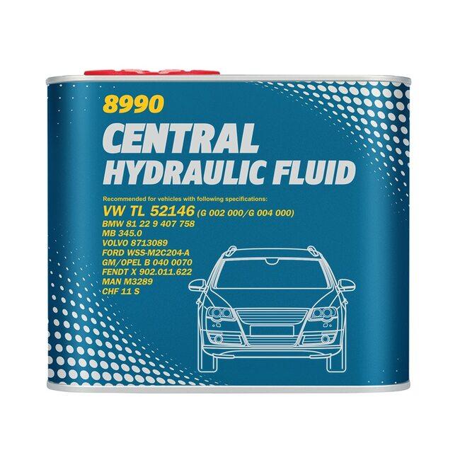 Гидравлическая жидкость Mannol CHF FLUID 8990 - 0.5л