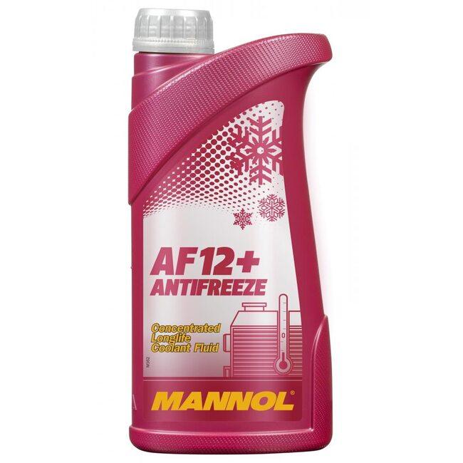 Антифриз Mannol AG12 1л Красный