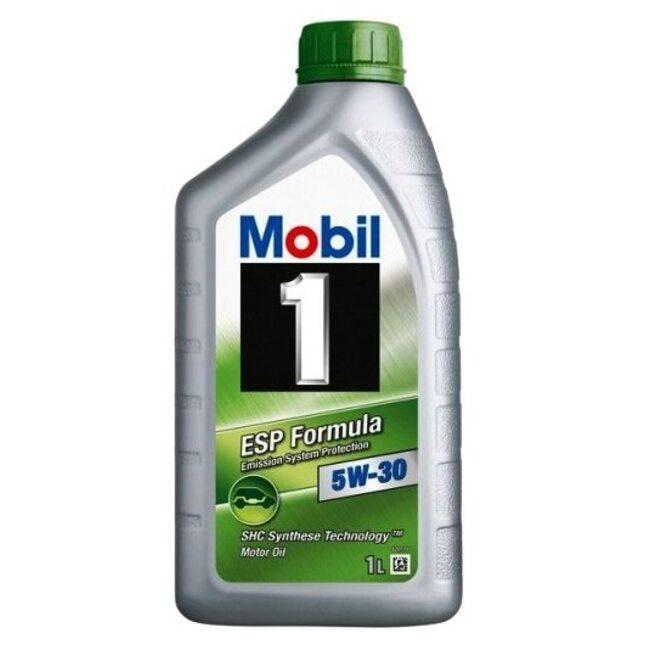 Синтетическое масло Mobil 1 ESP Formula 5W30 1л