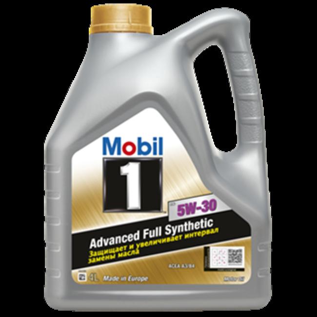 Моторное масло Mobil 1 FS 5W30 4л