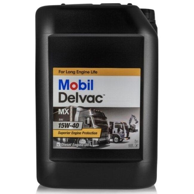 Моторное масло Mobil Delvac MX 15W40 20л