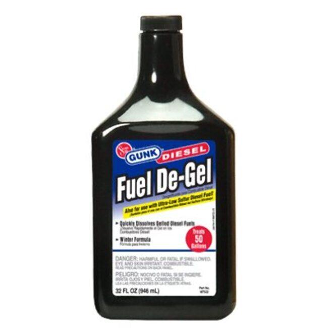 Размораживатель топлива Gunk Diesel Fuel De-Gel 345 мл