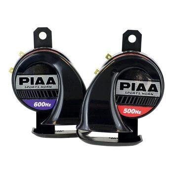 PIAA EURO SPORTS HORN 500Hz/600Hz 115 dB