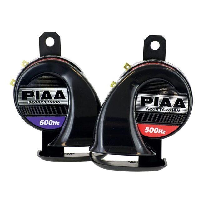 Рожковый сигнал PIAA EURO SPORTS HORN 500Hz/600Hz 115 dB