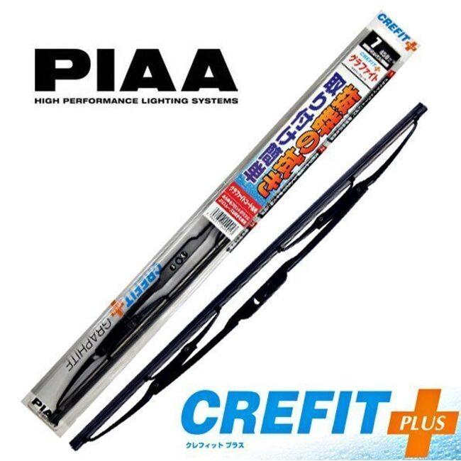 Дворники летние графитовым покрытием PIAA CREFIT +