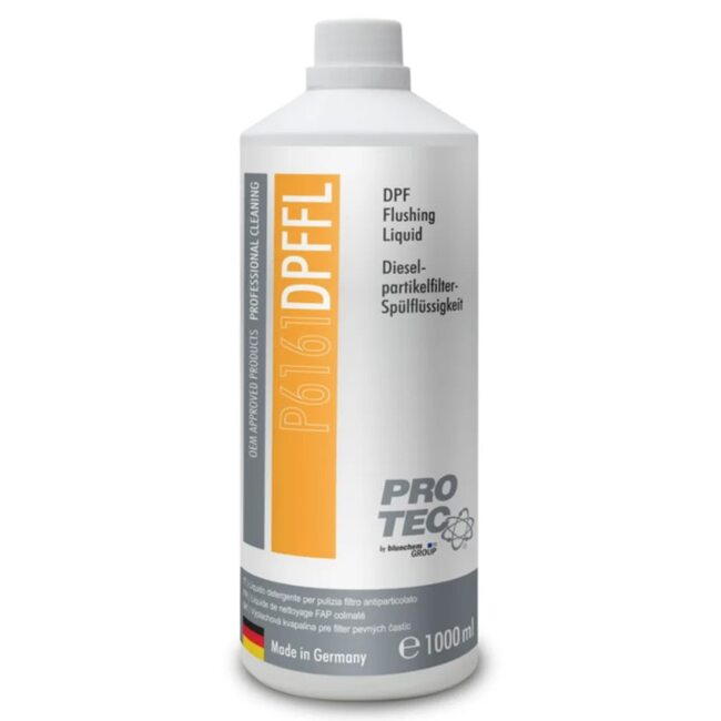 Промывка катализатора Pro-Tec DPF Flushing Liquid P6161 1л
