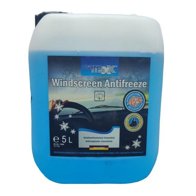 Стеклоочищающая жидкость Bluechem Windscreen Antifreeze -25 C 5 л