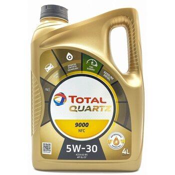 Total Quartz 9000 Future NFC 5W30 4л