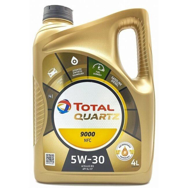 Синтетическое масло Total Quartz 9000 Future NFC 5W30 4л