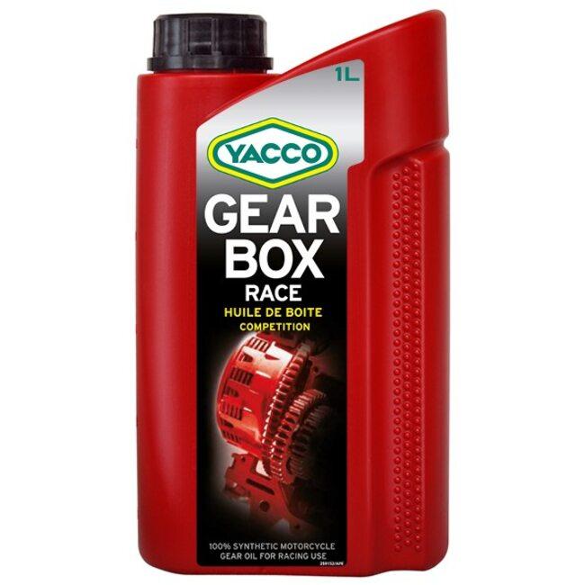 Трансмиссионное масло мото Yacco GEARBOX RACE 1л