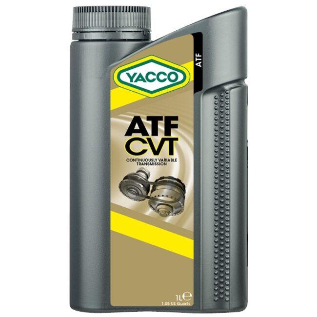 Трансмиссионная жидкость для вариатора Yacco ATF CVT 1л