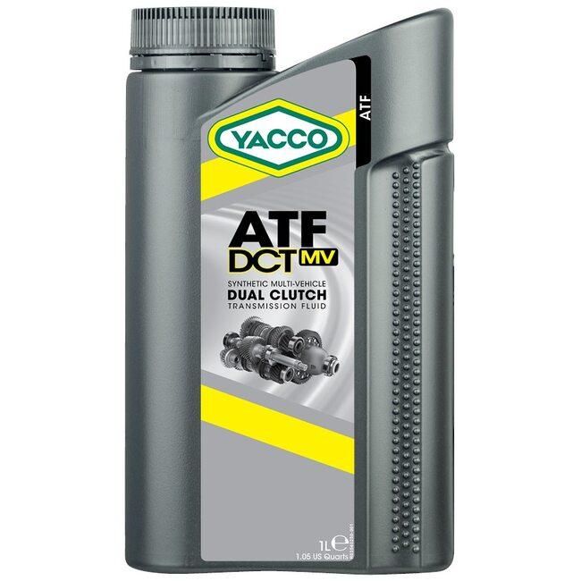 Трансмиссионное масло Yacco ATF DCT 1л