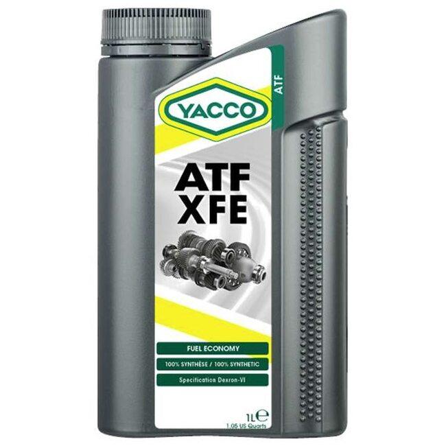 Трансмиссионное масло АКПП Yacco ATF X FE 1л