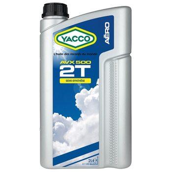 Yacco AVX 500 2T 2л