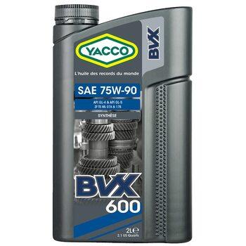 Yacco BVX 600 75W90 2л
