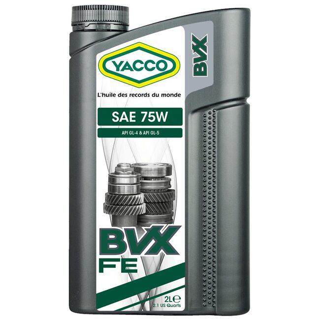 Трансмиссионное масло Yacco BVX FE 75W 2л