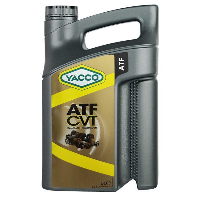 Трансмиссионное масло Yacco ATF CVT 5л.